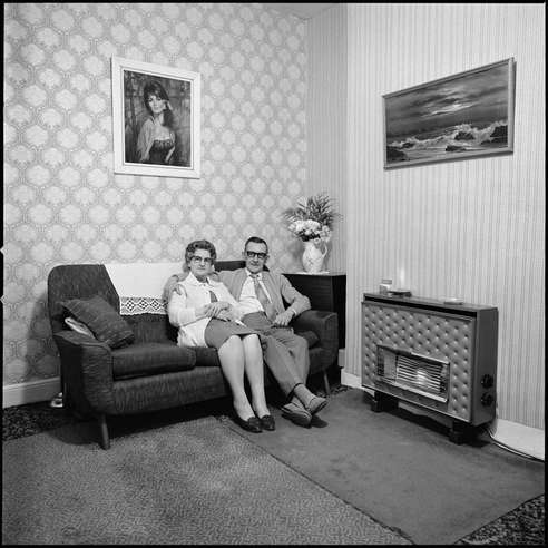 Daniel Meadows and Martin Parr: Residents of June Street, Salford, 1973