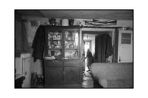 Farm interior near Hatherleigh, Deckport Farm, Hatherleigh, April 1976, Beaford Archive