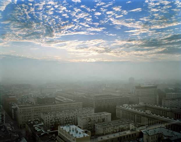 Mark Power: Warszawa 2006, from the series 'The Sound of Two Songs', 2004-09